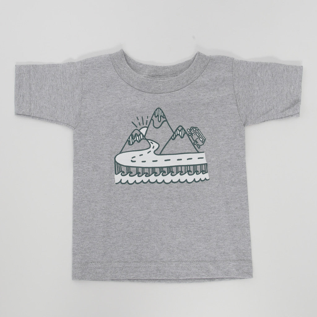 Toddler Mountain T-shirt