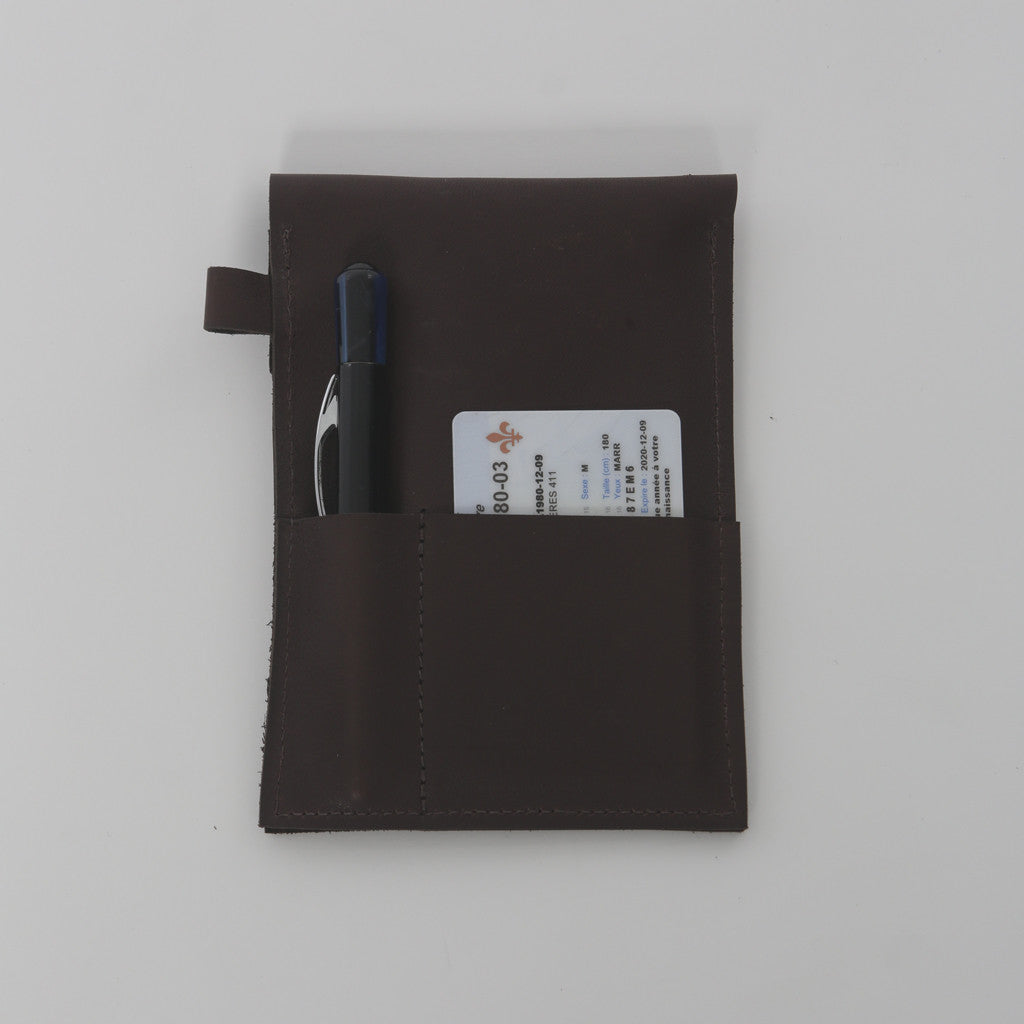 Travel Journal Leather Case