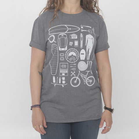 Go-Van Women's T-Shirt
