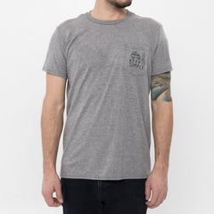 Keep it Simple Pocket Tee - By David Rollyn
