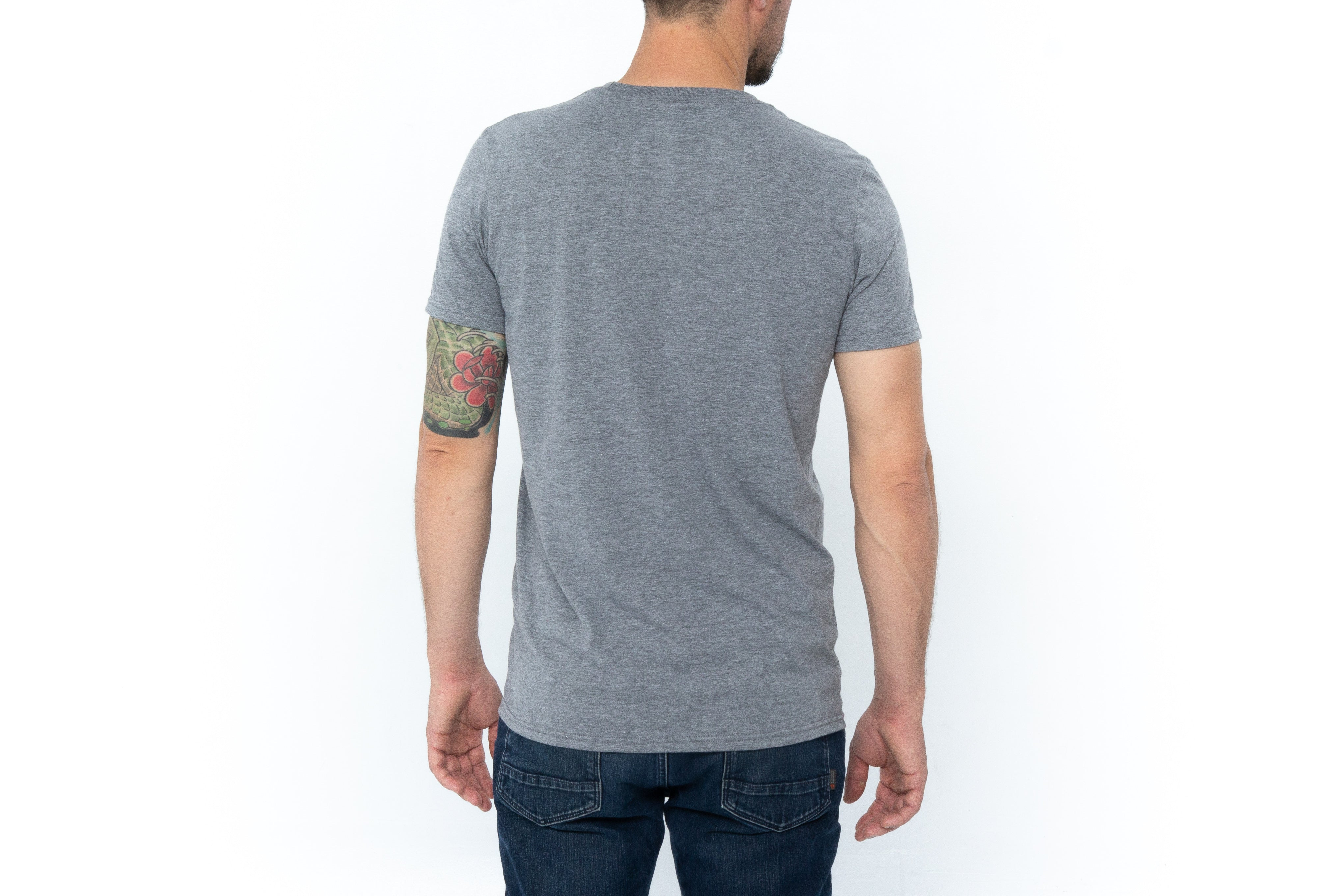 Light Grey Vanlife Tee - By Nomad Design