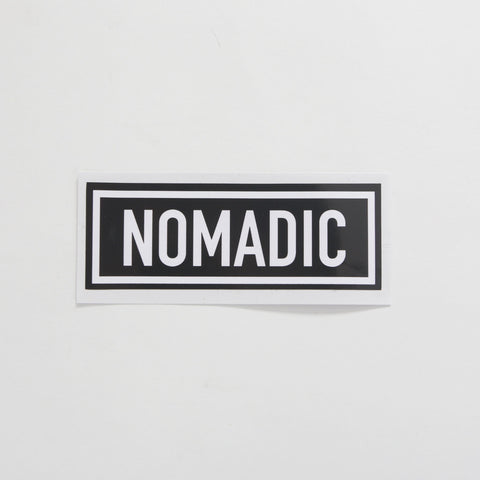 Nomadic Sticker - By Nomad Design