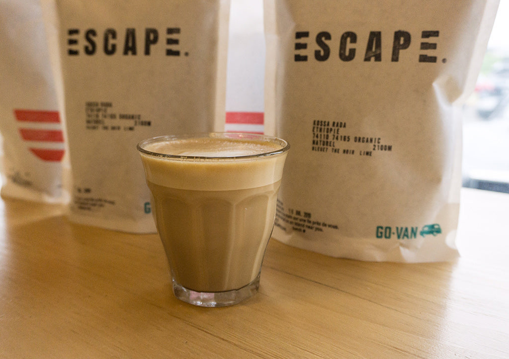 Go-Van x Escape Coffee - Three Bros
