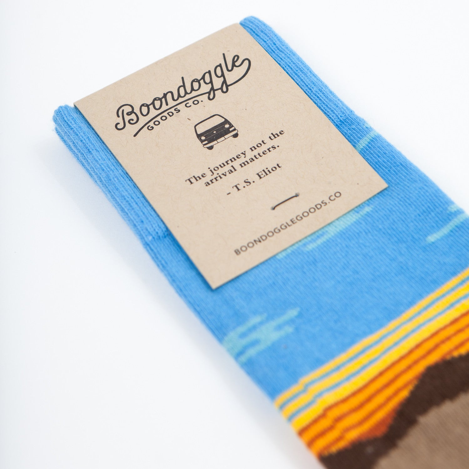 Boondoggle Goods - Desert Sunset Socks