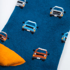 Boondoggle Goods - Westfalia Socks Blue