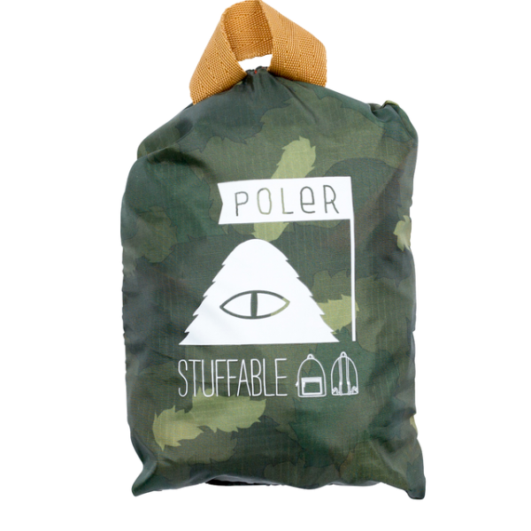 Stuffable Day Pack - Poler Stuff