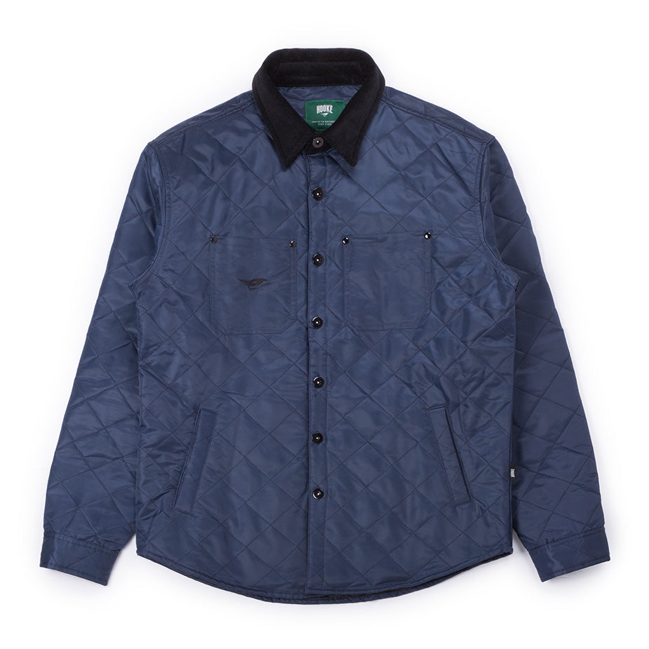 Hooké Quilted Nylon Jacket