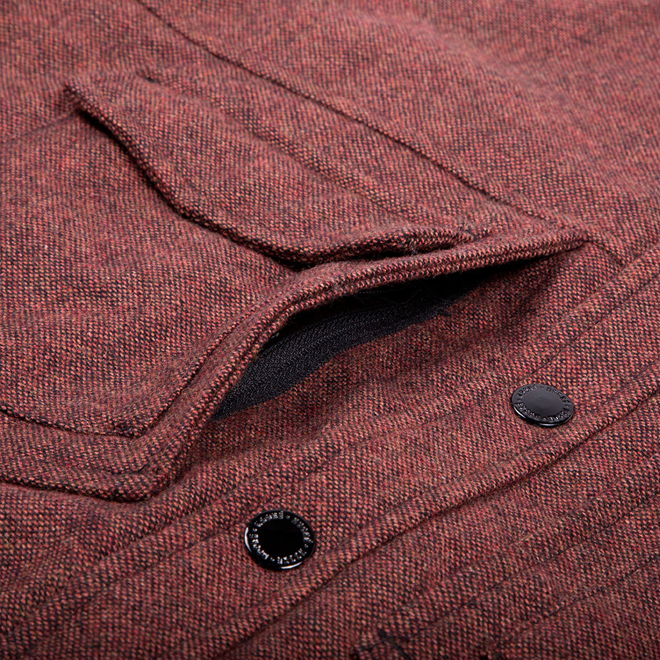 Hooké Tweed Insulated Jacket