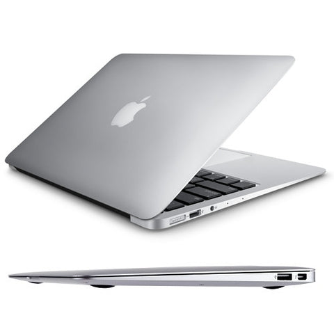 "Apple MacBook Air Core i5-4250U Dual-Core 1.3GHz 4GB 128GB SSD 11.6"" LED Notebook AirPort OS X w/Webcam (Mid 2013), Refurbished, $488"