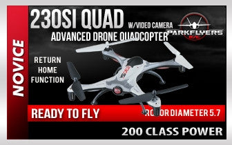 230si Advanced Quadcopter/Drone With Video Camera