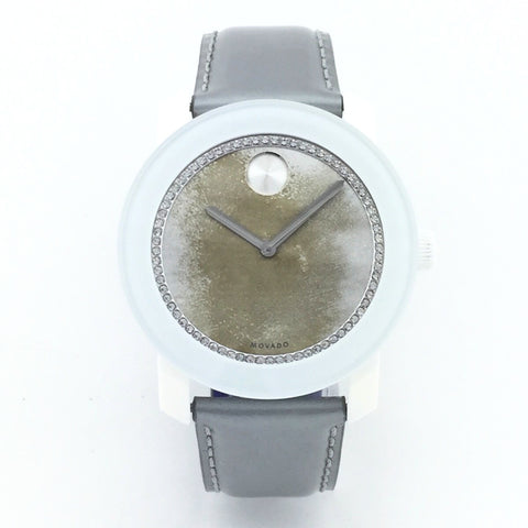 Save $325 on Movado Womens Two-Hand Models Quartz Watch 3600266 - New With Tag