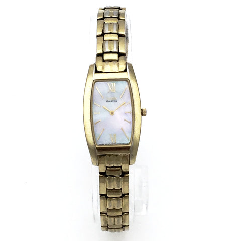 Pre-Owned Citizen g670-s008433 Eco-Drive Womens Watch
