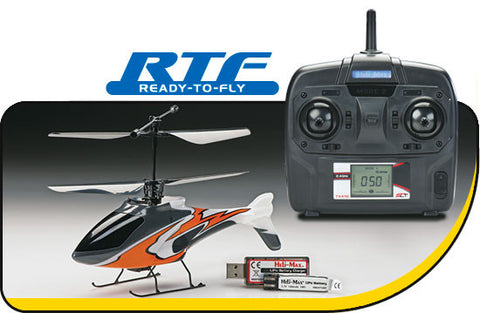 Axe 100 CX RC Heli Trainer