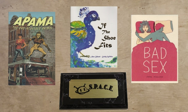 If The Shoe Fits wins 2015 SPACE prize!