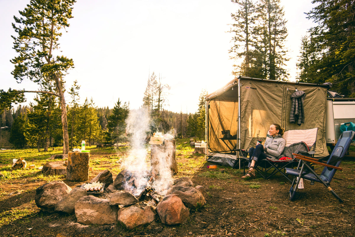 Best Places to Camp in the US in 2020