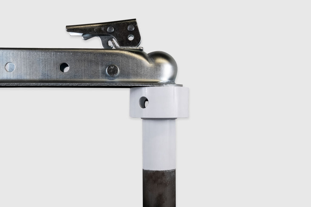 Ball Mount Connection - Standard. No Thrust Washer required.