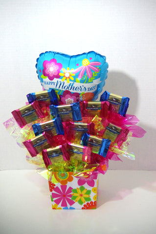 Mother's Day Ghirardelli Arrangement