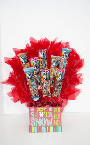 Kind Bar Holiday Bouquet