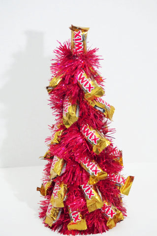 Christmas Tree - Red Twix