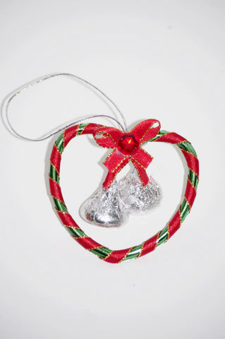 Hershey Kiss Ornaments - Quantity 7