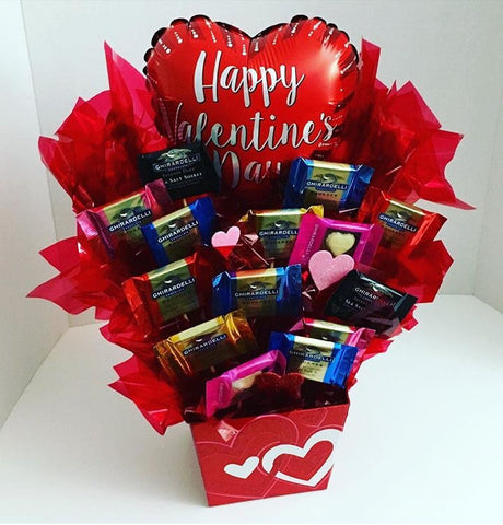 Ghirardelli Happy Valentine's Day