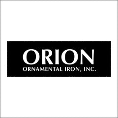 ORION ORNAMENTAL IRON