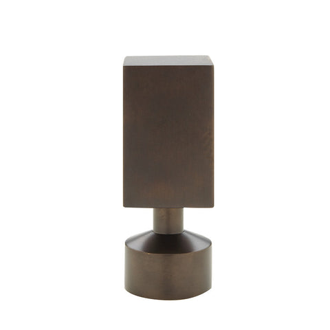 "1-3/16"" Empire Finial Bronze (Brass)"