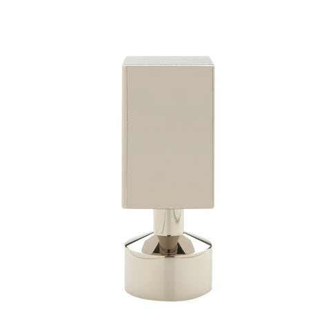 "1-3/16"" Empire Finial Polished Nickel (Brass)"