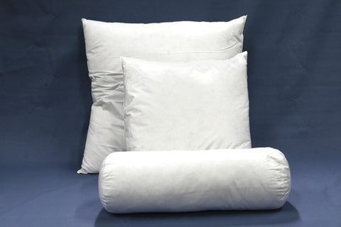 "22"" SQ. FEATHER PILLOW"