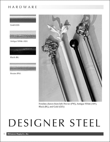 Designer Steel Price List 2019