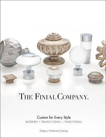 Finial Company Catalog 2018