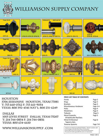 House Parts Price List 2019