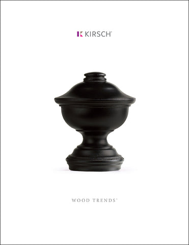 Kirsch Wood Trends Brochure