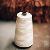 WHITE THREAD CONE