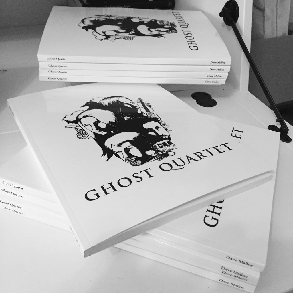 Ghost Quartet Score