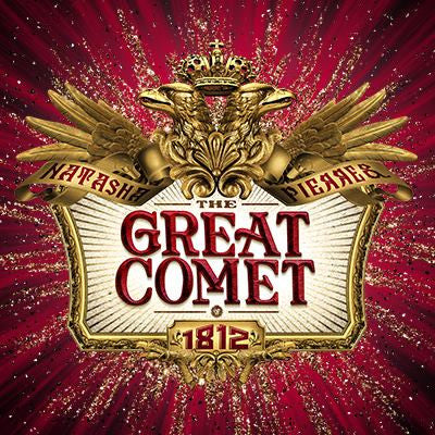 Great Comet Complete Piano/Vocal Score