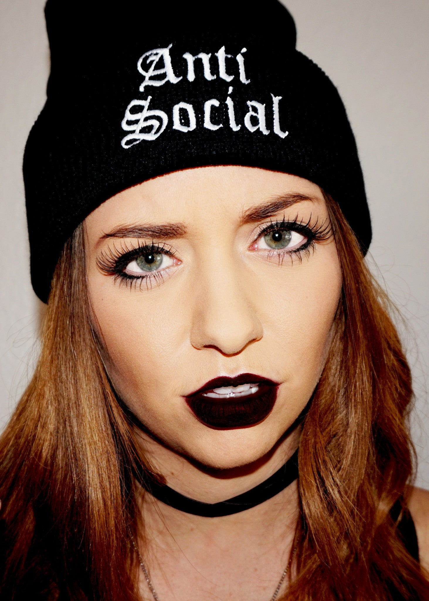 Anti Social Beanie (SOLD OUT)