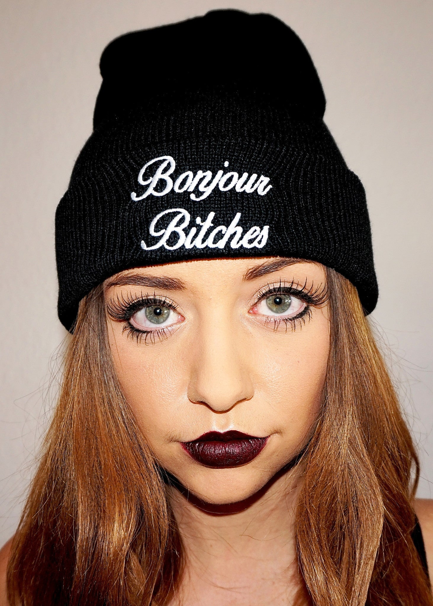 Bonjour Bitches Beanie (SOLD OUT)