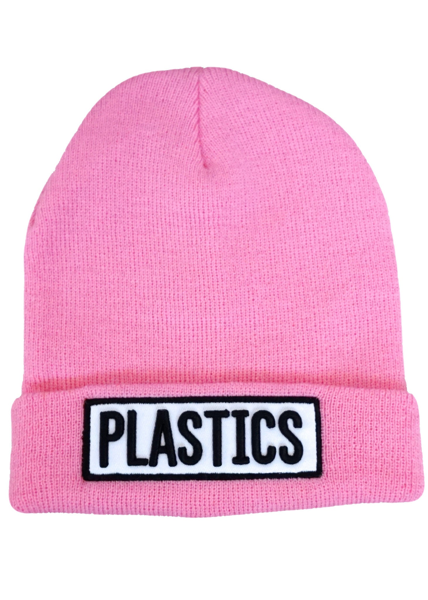 Pink Plastics Beanie (SOLD OUT)