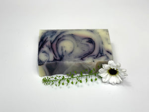 Blue Indigo Silk Bar - Sudsy & Co.