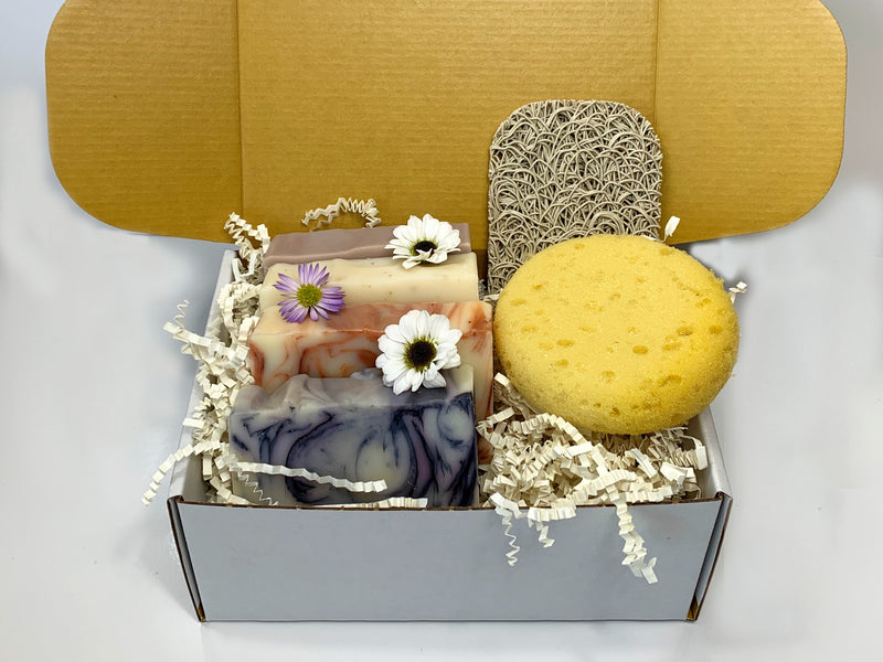 Luxury Gift Box - Sudsy & Co.