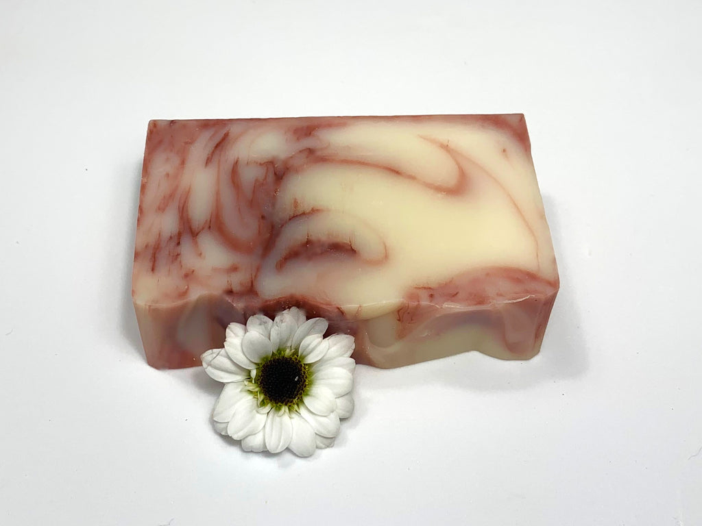 Peppermint Silk Bar - Sudsy & Co.