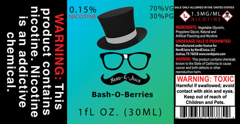 Bash-O-Berries