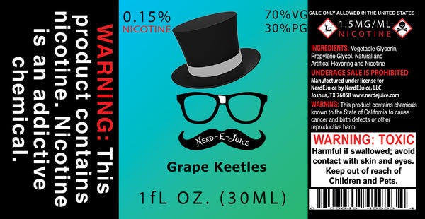 Grape Keetles