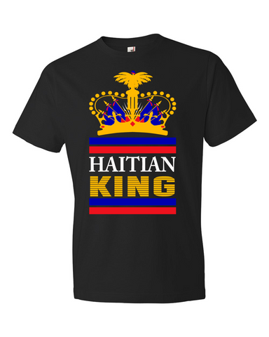 HAITIAN KING ROYAL CROWN TEE