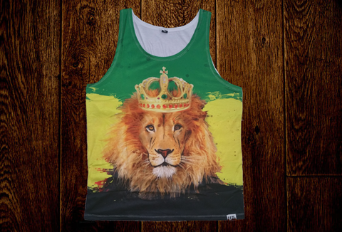 Male Lion tank top- Type II