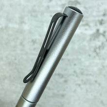 Load image into Gallery viewer, Spoke Pen / Classic: Storm Grey Anodize & Black Grip