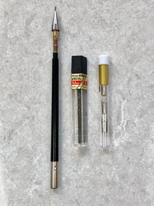 Pencil Tip/Mechanism Replacement + Lead & Erasers