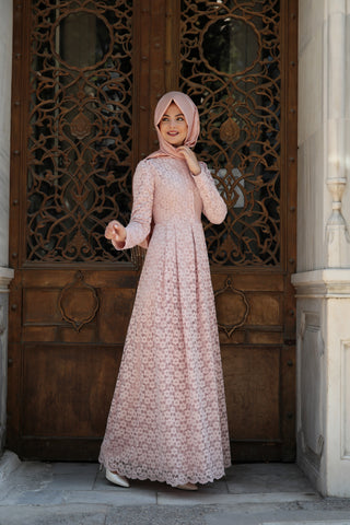 Ameerah Lace Dress