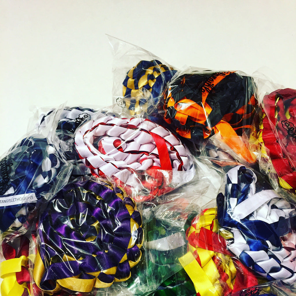 Ribbon Lei - Pricing, Colors & Personalization